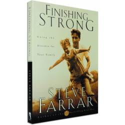 Finishing Strong (Steve Farrar) PAPERBACK