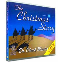 The Christmas Story (Chuck Missler) AUDIO CD