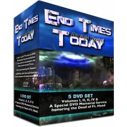 End Times Today (Walid Shoebat) DVD SET (5 discs)