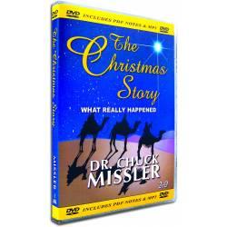 The Christmas Story (Chuck Missler) DVD