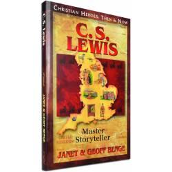 C. S. Lewis: Master Storyteller (Janet & Geoff Benge) PAPERBACK