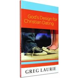 God's Design for Christian Dating (Greg Laurie) PAPERBACK
