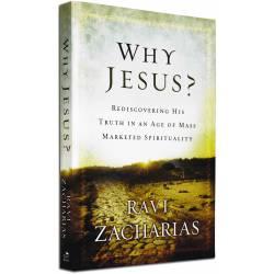 Why Jesus? (Ravi Zacharias) Paperback