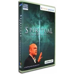 Spiritual Warfare (Greg Laurie) AUDIO CD SET (3 discs)