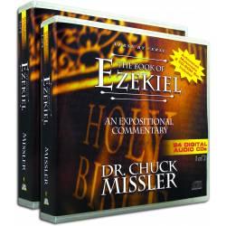 Ezekiel commentary (Chuck Missler) AUDIO CD SET (24 sessions)