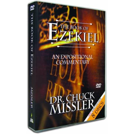 Ezekiel Commentary (Chuck Missler) DVD SET (24 sessions)