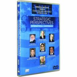 Strategic Perspectives Conference 8 - 2013 (Chuck Missler) DVD SET