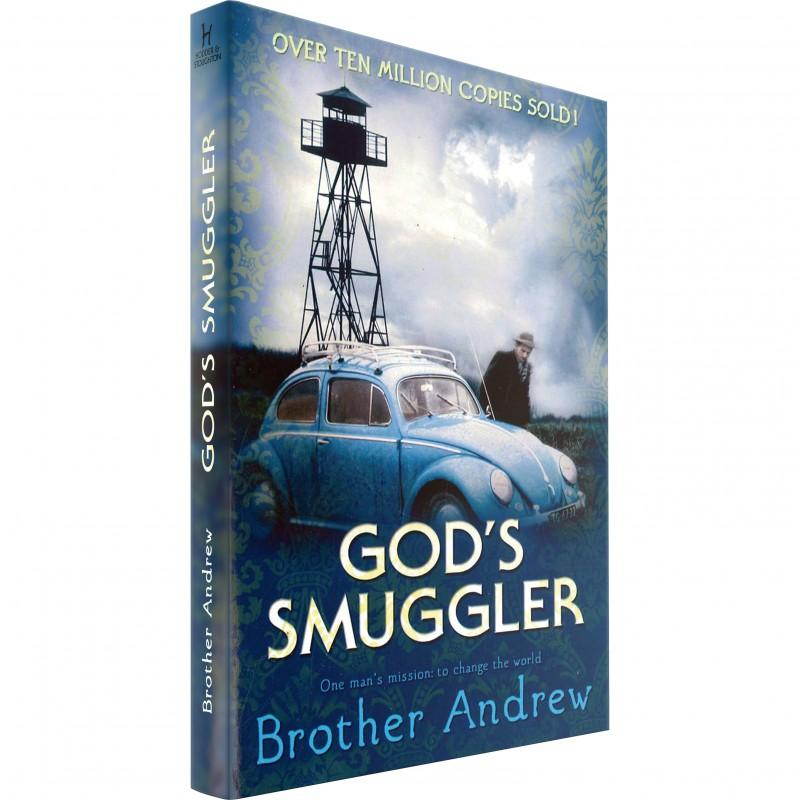 God S Smuggler Brother Andrew Paperback