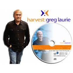 A Teacher and a Preacher on Sharing the Gospel (Greg Laurie & Chuck Swindoll) AUDIO CD