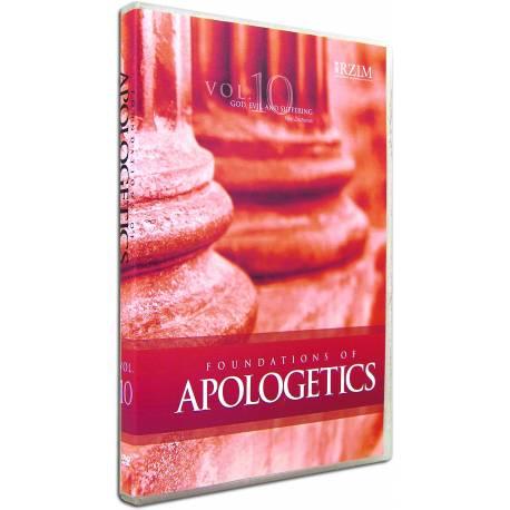 Foundations of Apologetics Vol 10 (Ravi Zacharias) DVD & STUDY GUIDE (PDF)