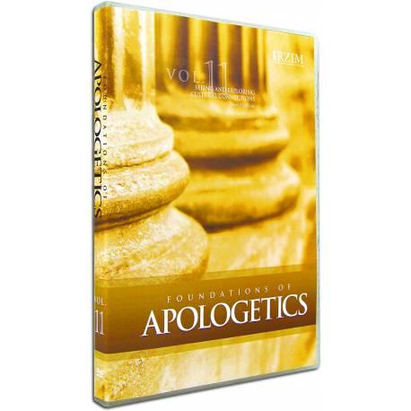 Foundations of Apologetics Vol 11 (Stuart McAllister) DVD & STUDY GUIDE (PDF)