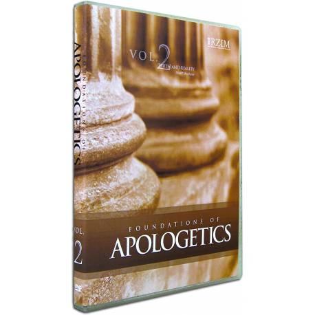 Foundations of Apologetics Vol 02 (Stuart McAllister) DVD & STUDY GUIDE (PDF)