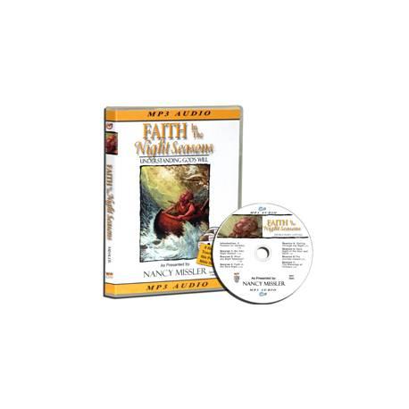 Faith in the Night Seasons (Nancy Missler) MP3 CD-ROM