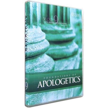Foundations of Apologetics Vol 09 (John Lennox) DVD & STUDY GUIDE (PDF)