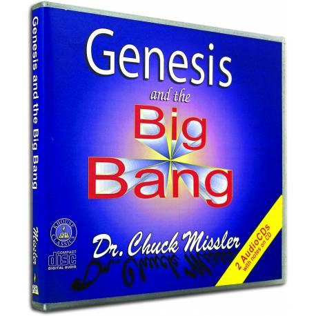 Genesis and the Big Bang (Chuck Missler) AUDIO CD
