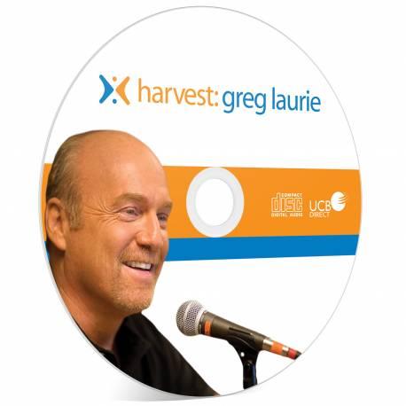 No Regrets (Greg Laurie) AUDIO CD
