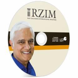 Who are You God?  (Ravi Zacharias) AUDIO CD (1 disc)
