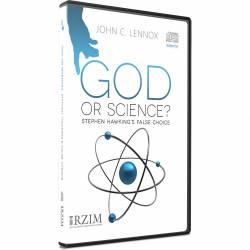 God or Science - John Lennox (Audio CD)