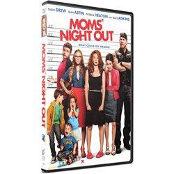 Mom's Night Out (Movie) DVD
