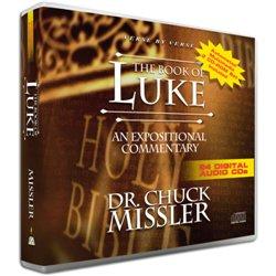 Luke commentary (Chuck Missler) AUDIO CD SET (24 sessions)