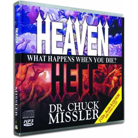 Heaven & Hell (Chuck Missler) AUDIO CD