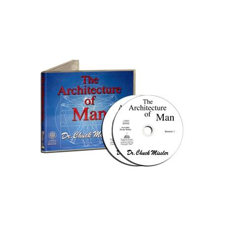 Architecture of Man (Chuck Missler) AUDIO CD