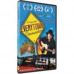 Everytown Downunder (Steve Grace) DVD