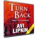 I Will Turn Thee Back (Avi Lipkin) AUDIO CD
