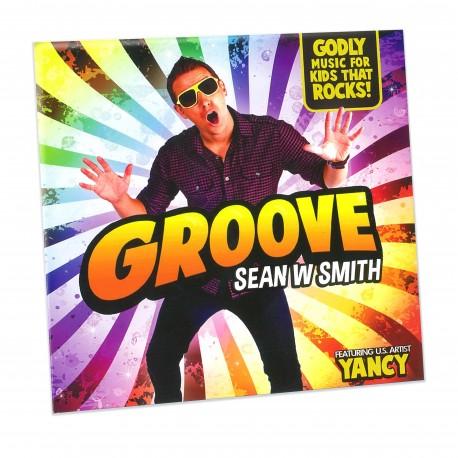 Groove (Sean W Smith) AUDIO CD