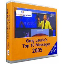 Top 10 - 2005 (Greg Laurie) AUDIO CD SET (10 discs)