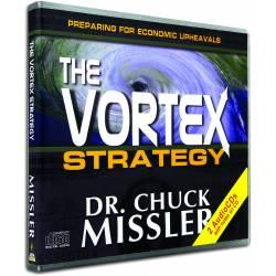 The Vortex Strategy (Chuck Missler) AUDIO CD