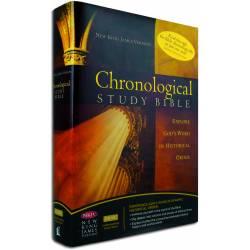 The Chronological Study Bible NKJV