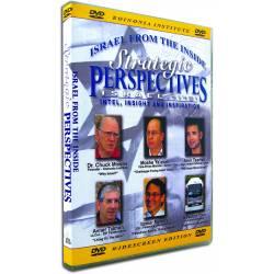 Strategic Perspectives Israel Issachar Tour 2010 (Various) DVD (3 discs)