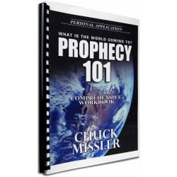 Prophecy 101 (Chuck Missler) COMPREHENSIVE WORKBOOK