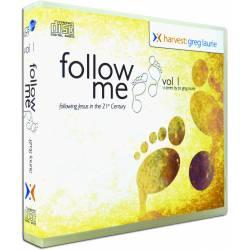 Follow Me Vol 1 (Greg Laurie) Audio CD