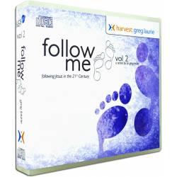 Follow Me Vol 2 (Greg Laurie) Audio CD