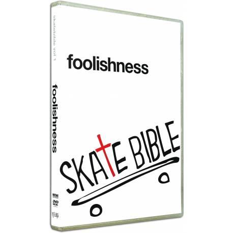 Skate Bible: Foolishness (Documentary) DVD