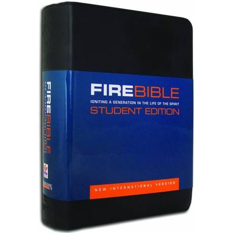 The Fire Bible (NIV) Imitation Leather