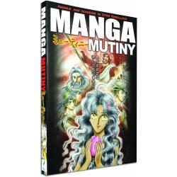 Manga Vol.3: Mutiny Genesis & Exodus (Ryo Azumi) PAPERBACK