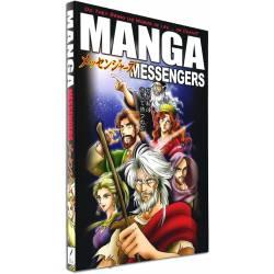 Manga Vol.5: Messengers Old Testament Prophets (Ryo Azumi) PAPERBACK