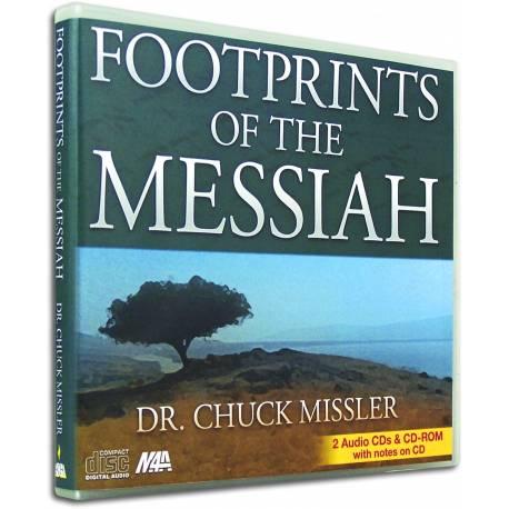 Footprints of the Messiah (Chuck Missler) Audio CD