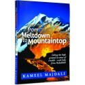 From Meltdown to Mountaintop (Kameel Majdali) PAPERBACK