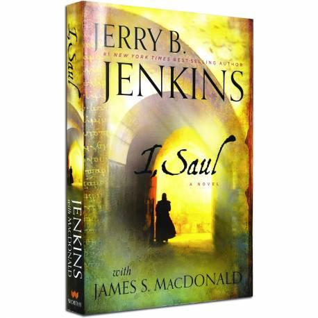 I, Saul (Jerry B. Jenkins) PAPERBACK