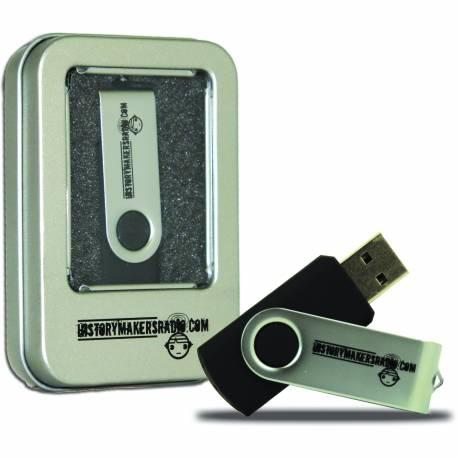 Historymakers (Matt Prater) USB