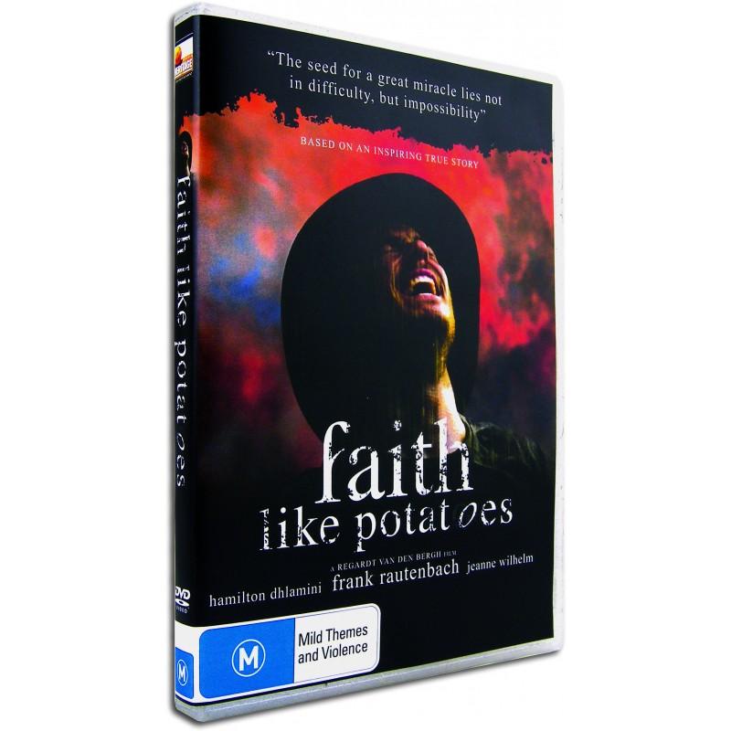 Faith Like Potatoes Movie Dvd