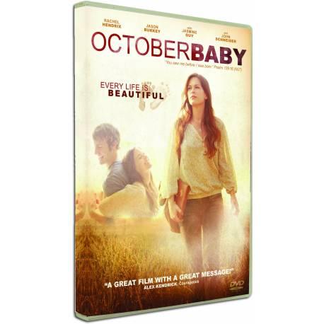 October Baby (Movie) DVD
