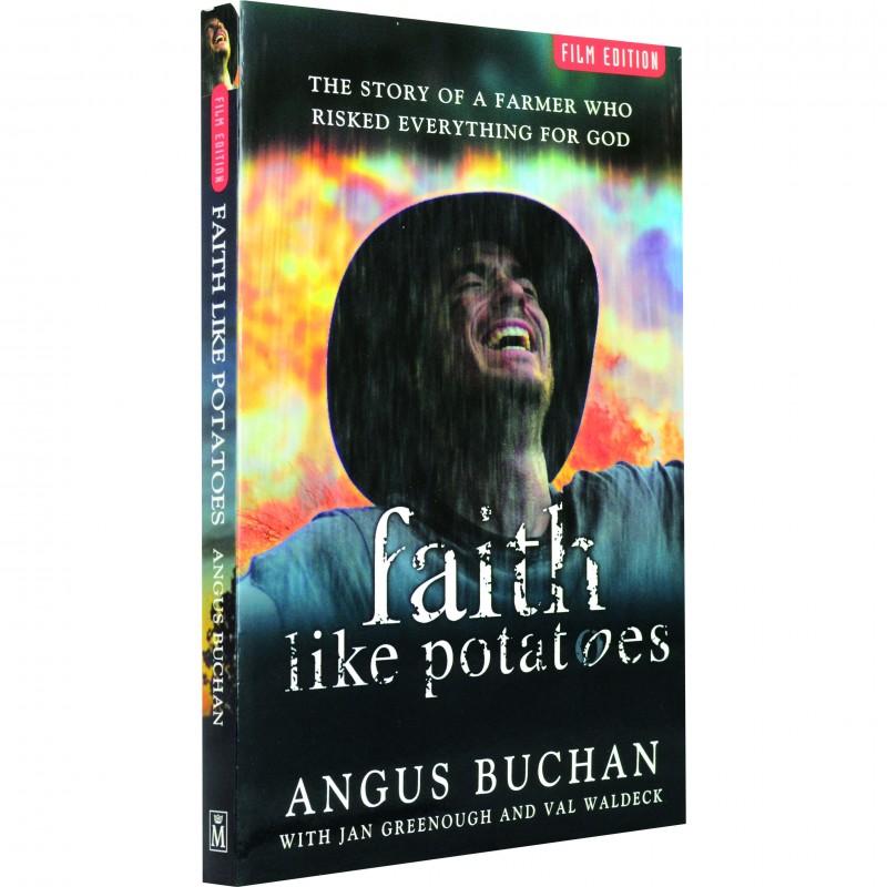 Faith Like Potatoes Film Edition Angus Buchan Paperback