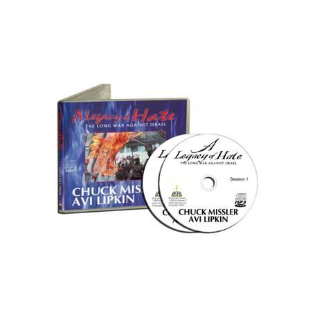 A Legacy of Hate (Chuck Missler & Avi Lipkin) AUDIO CD