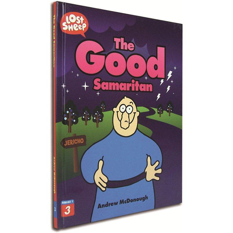 The Good Samaritan Lost Sheep Series Hardcover