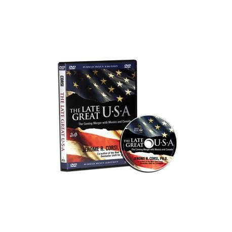 Late Great USA (Jerome Corsi) DVD